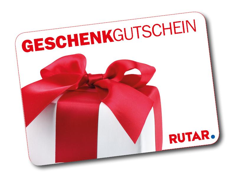 Rutar Geschenkkarte